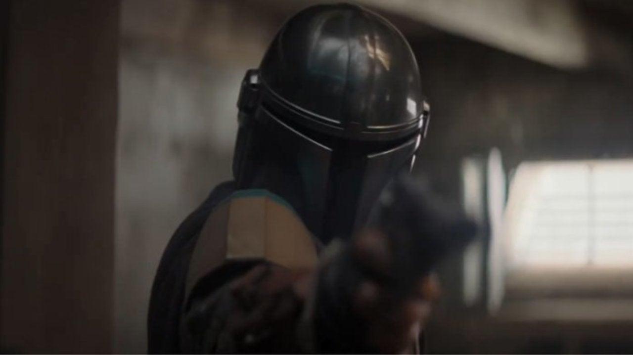 Star Wars: The Mandalorian Gets First TV Spot