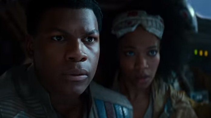 star wars the rise of skywalker john boyega finn