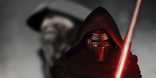 Kylo Ren Looked More Terrifying in Early Star Wars Concept Art