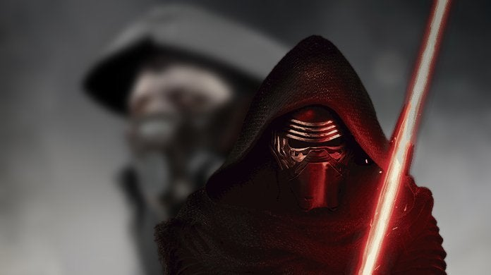 Star Wras Kylo Ren Concept Art Designs Fifth Brother
