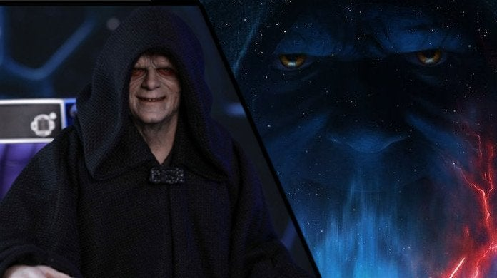 Star Wras Rise of Skywalker Palpatine