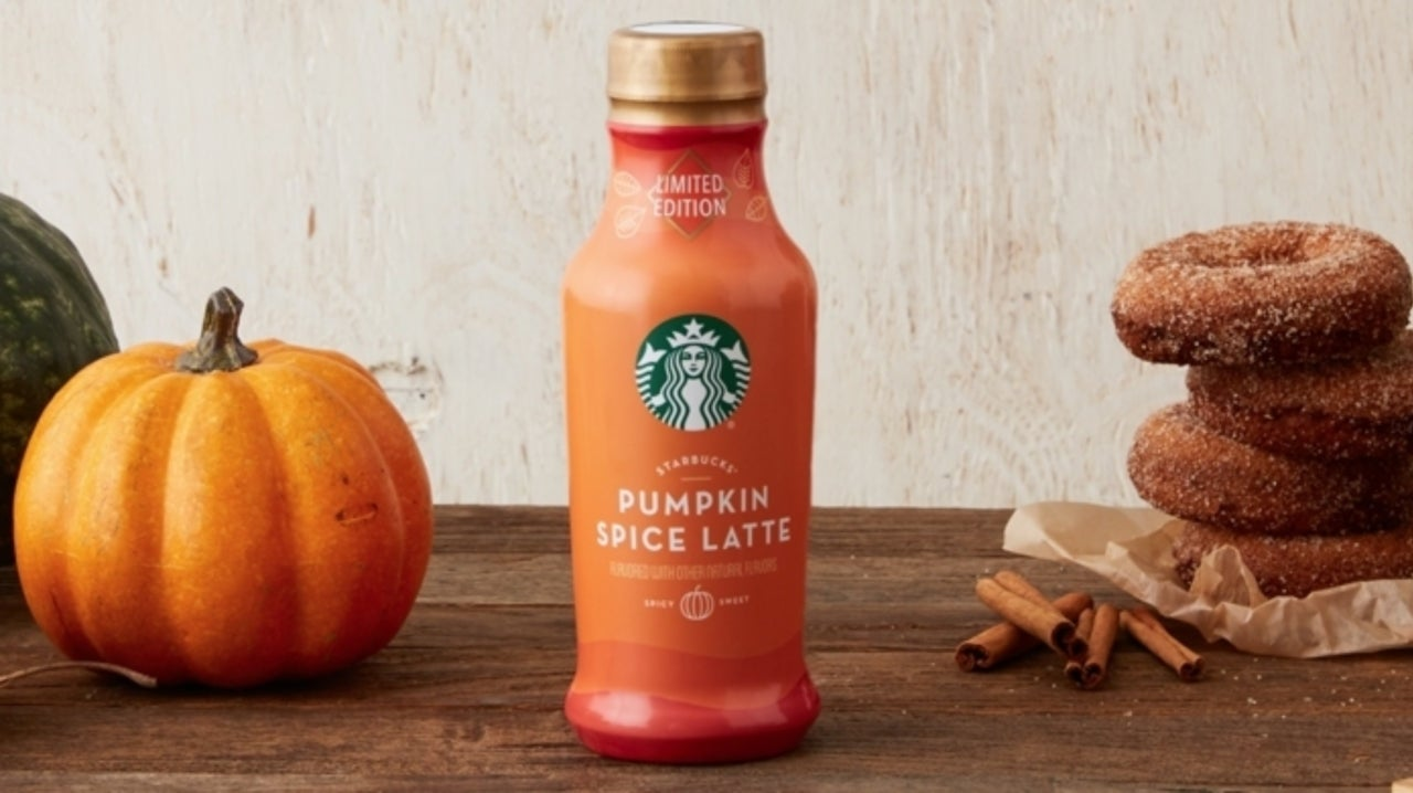 Starbucks Iced Pumpkin Spice Lattes Are Already Being Spotted in Stores
