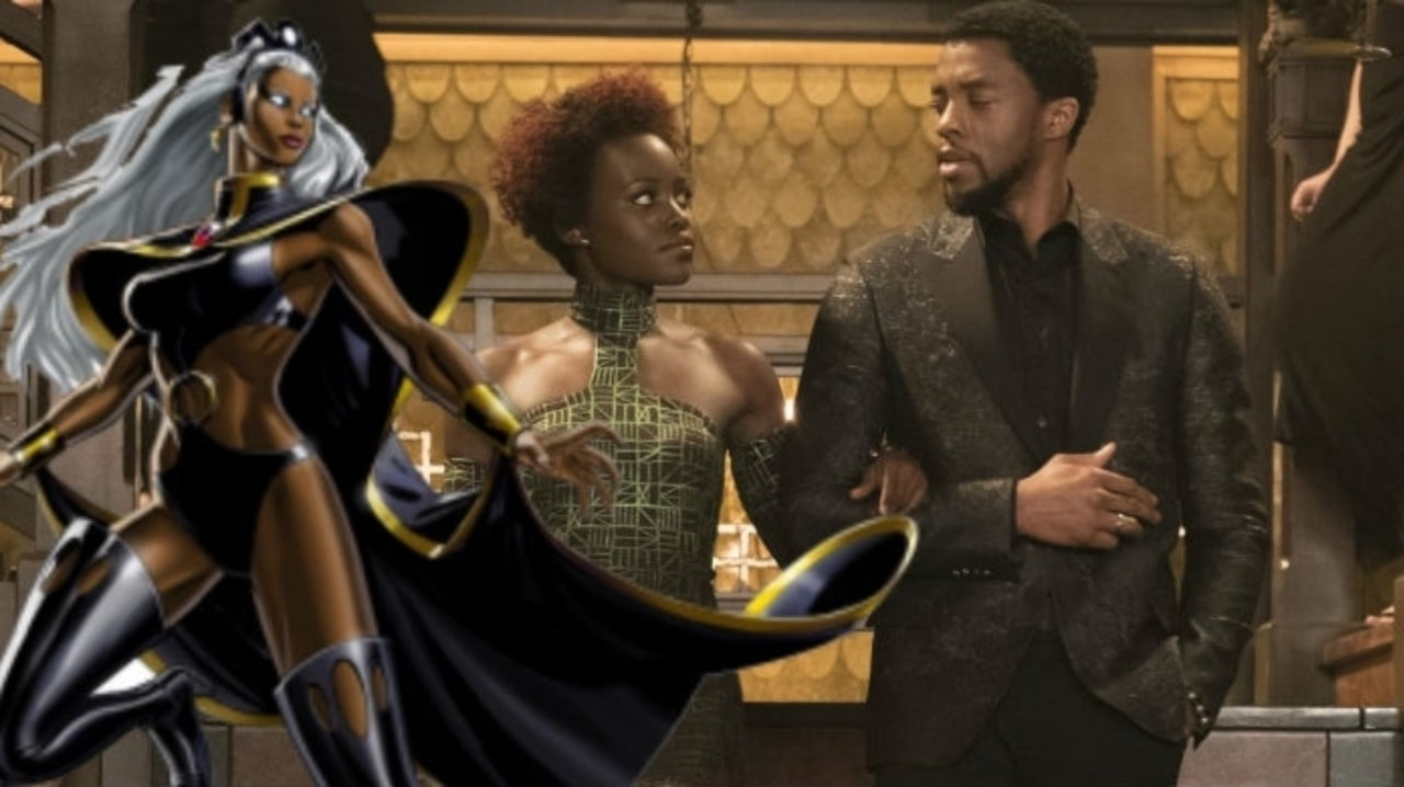Marvel Fan Turns Black Panther 2 into Popular Meme by Adding Storm