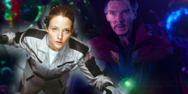 Doctor Strange Director Surprised No One Caught Contact Easter Egg In Film Before Now