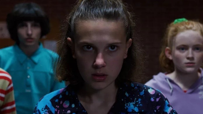 stranger things eleven season 3