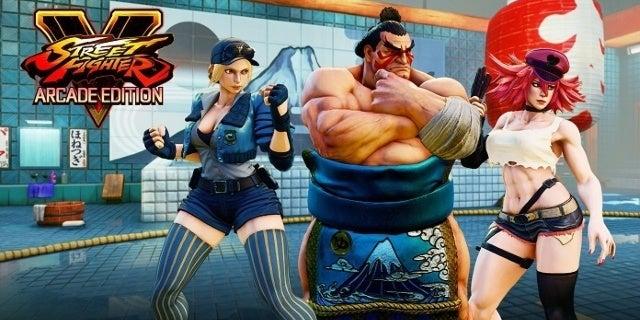 Valve Apologizes for Street Fighter V Leak