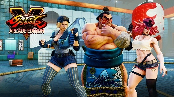 Street Fighter V DLC