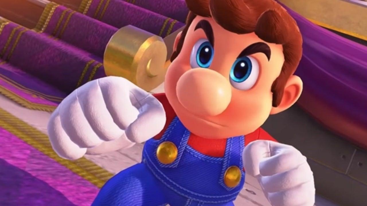 Disturbing Super Mario Odyssey Mod Removes Mario's Mustache