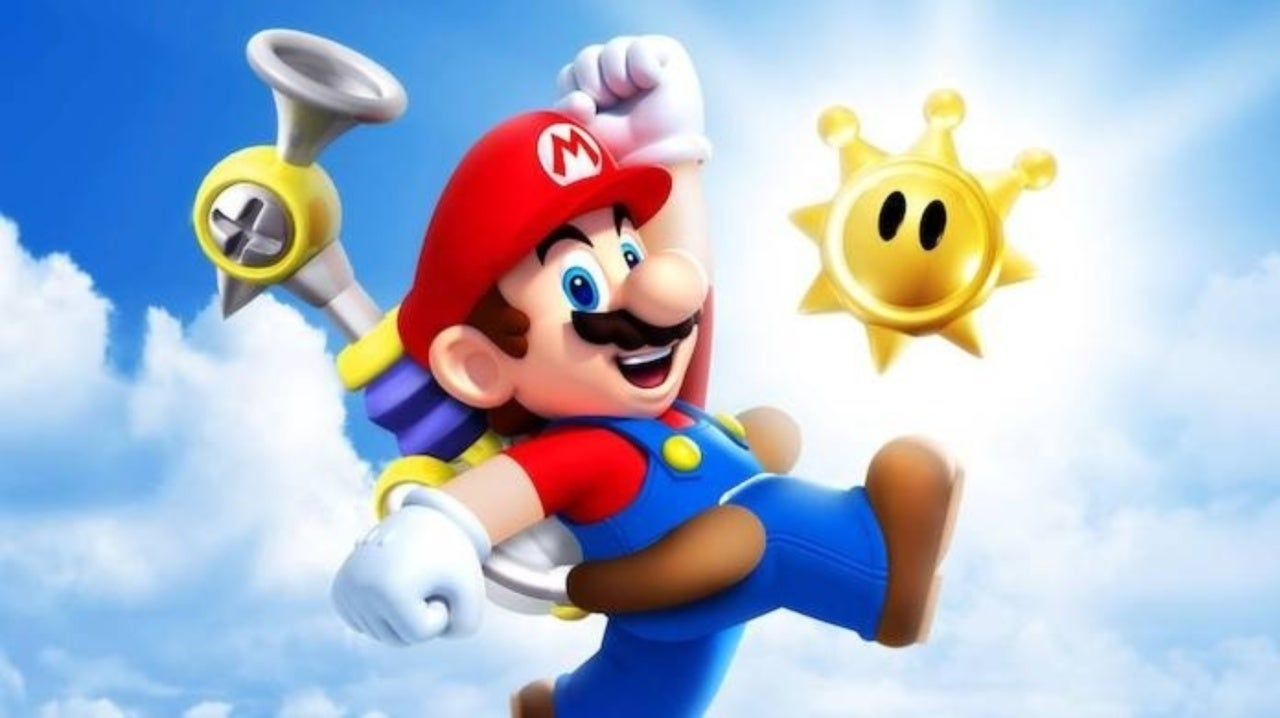 Mario Sunshine Nintendo Switch News Possibly Teased By Nintendo
