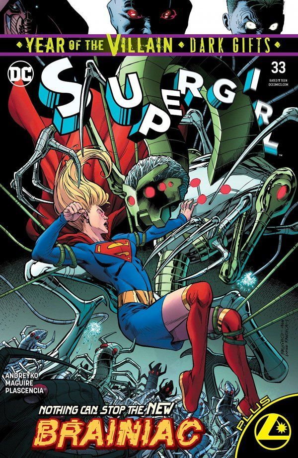 dc cómics superman supergirl