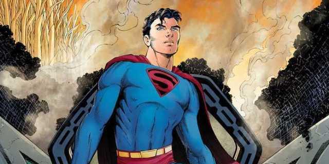 Superman Miller Fraction - Cover