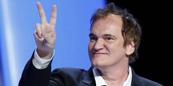 Tarantino Star Trek - Cover