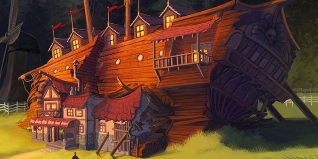Dungeons Dragons' Taverns and Inns Come to Life in New Supplement