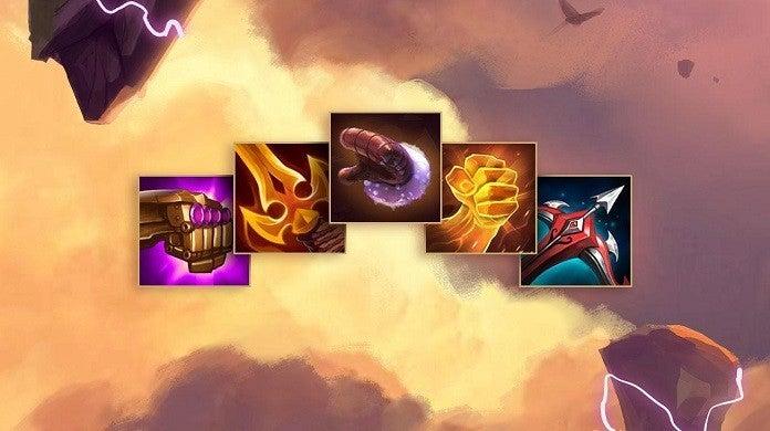Teamfight Tactics New Items