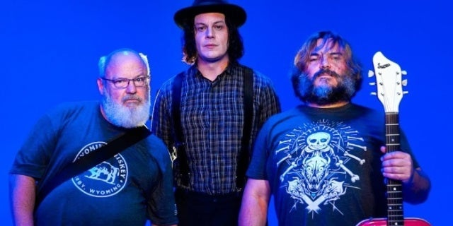 Jack Black and Jack White Team Up for Jack Gray Collaboration