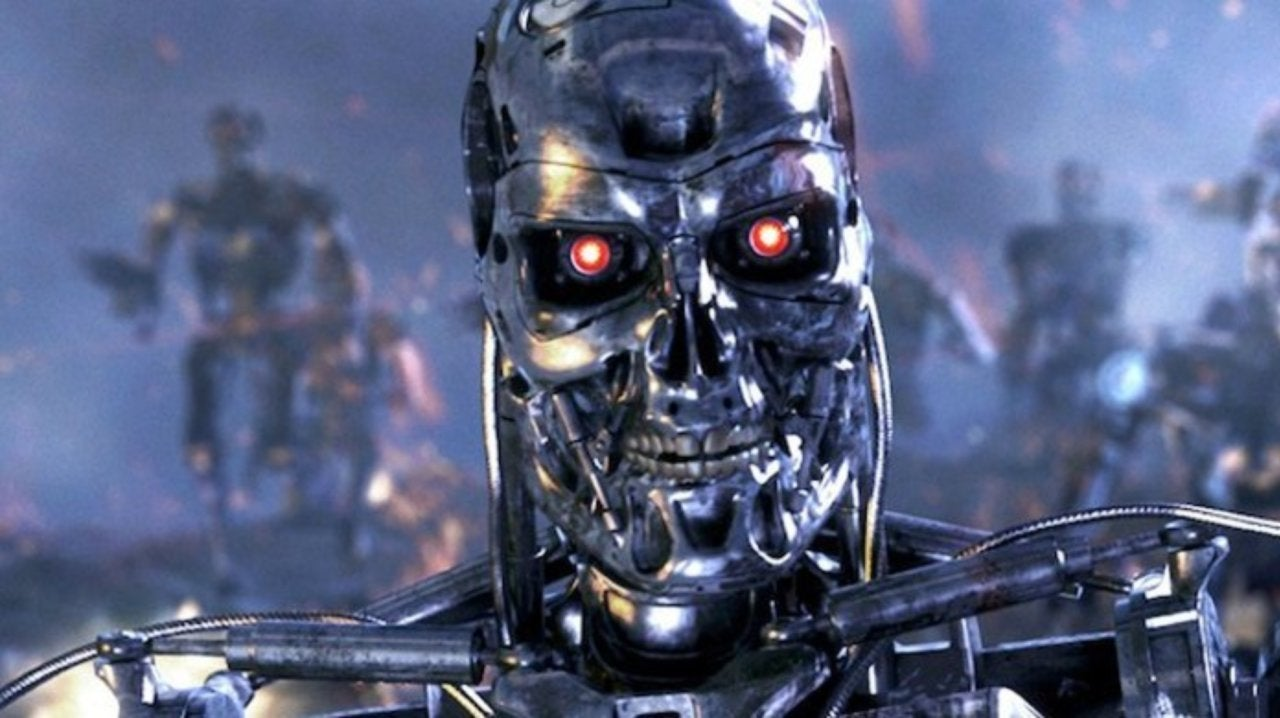 James Cameron's Haunting Terminator Concept Art Resurfaces Thanks to Joseph Gordon-Levitt