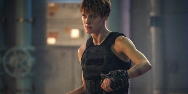 Terminator Dark Fate Mackenzie Davis