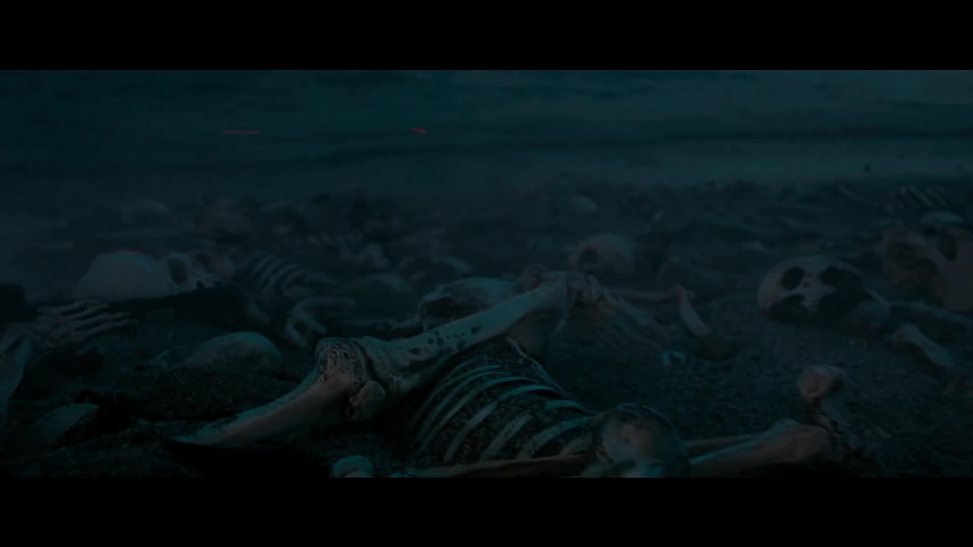 Terminator: Dark Fate - Official Trailer #2 [HD] screen capture