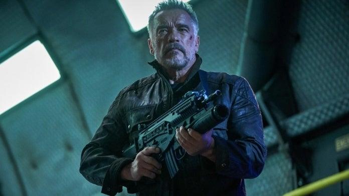 Terminator Dark Fate Schwarzenegger