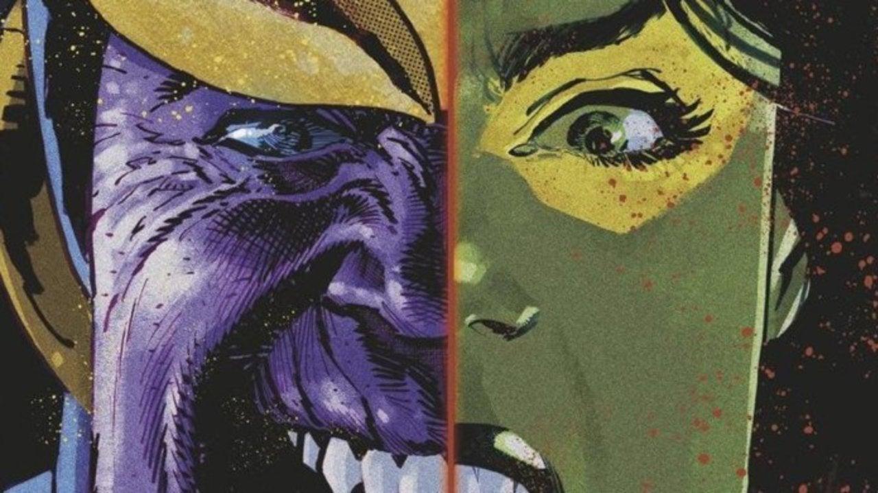Gamora Makes Major Change in Thanos Mini-Series