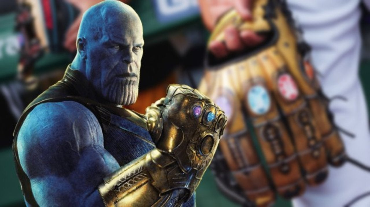 Image result for INFINITY GAUNTLET