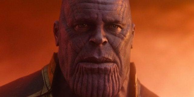Thanos Soul World