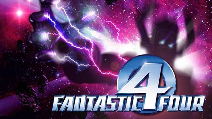 The Fantastic Four MCU Movie Galactus