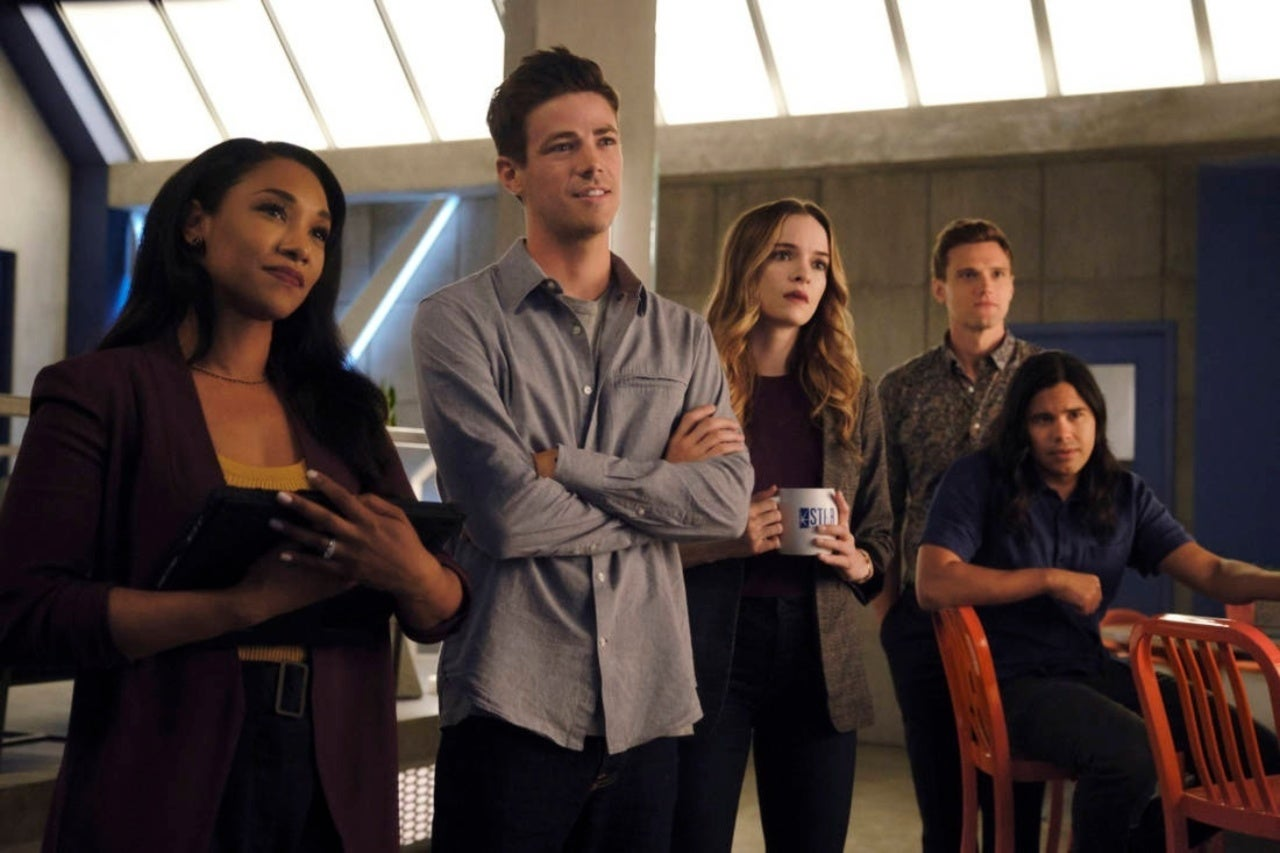 The Flash EP Teases Additional Villains and a