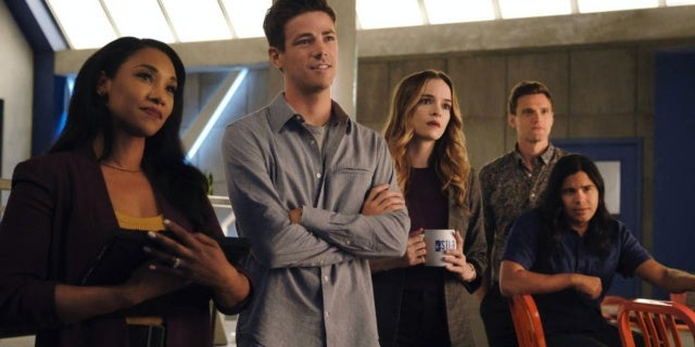 the flash season 6 premiere