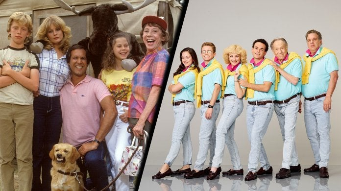 The Goldbergs Nation Lampoons Vacation