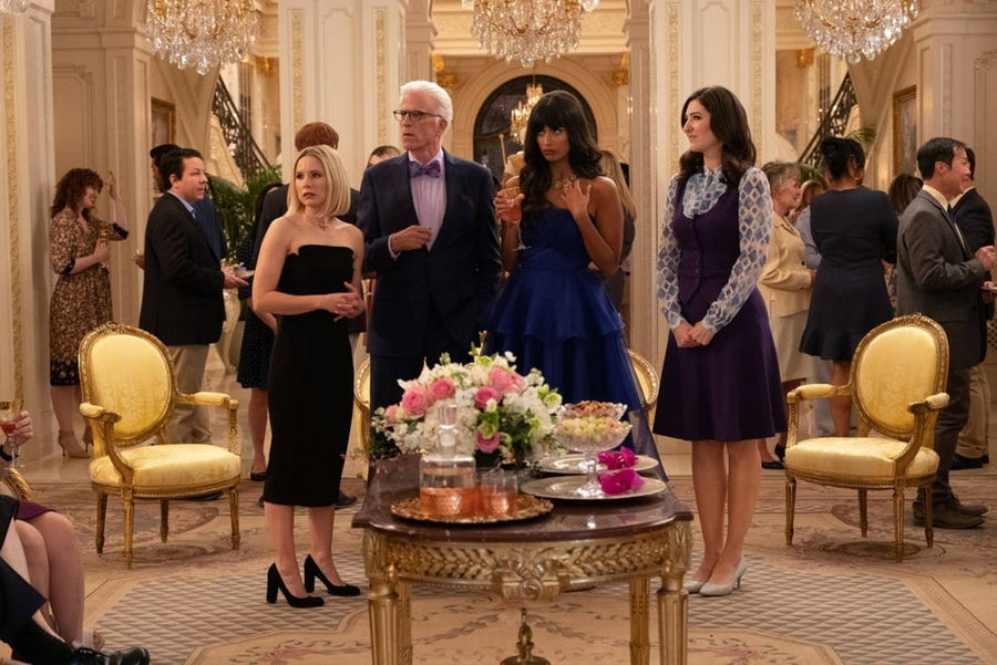 the good place 4x01 4