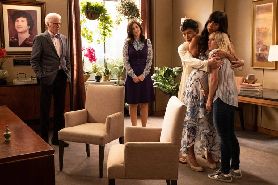 the good place 4x01 5