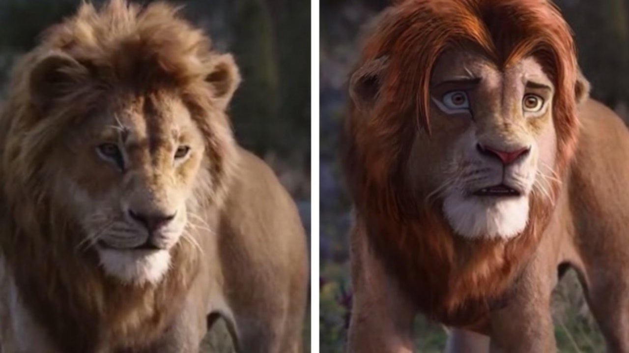 The Lion King Remake Gets a Massive Upgrade From Two Artists