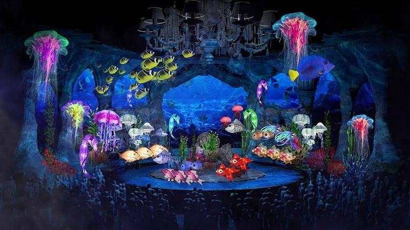 The Little Mermaid Live Starring Auli'i Cravalho, Queen