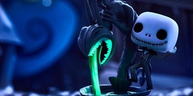Funko Launches The Nightmare Before Christmas Jack in Fountain Movie Moment Pop Figure Exclusive