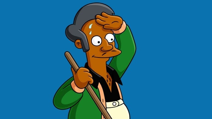 The Simpsons Apu