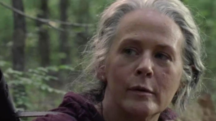 The Walking Dead Carol season 10