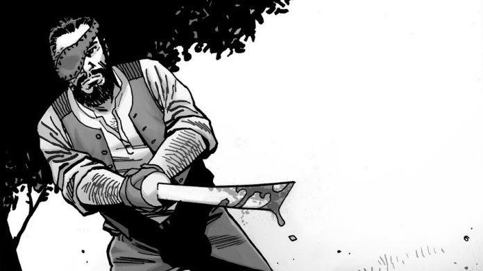 The Walking Dead comics Carl Grimes