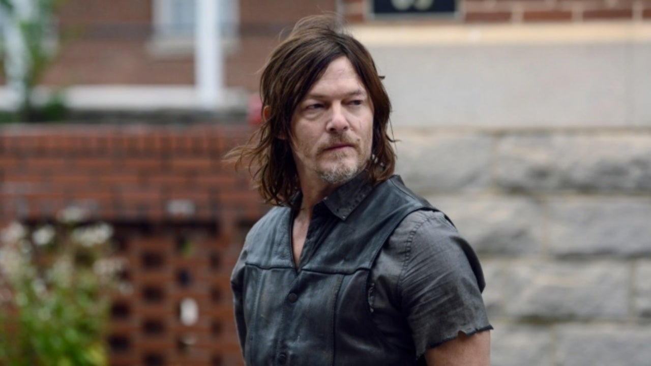 The Walking Dead's Norman Reedus Says Book's Ending Was like a Sudden Death