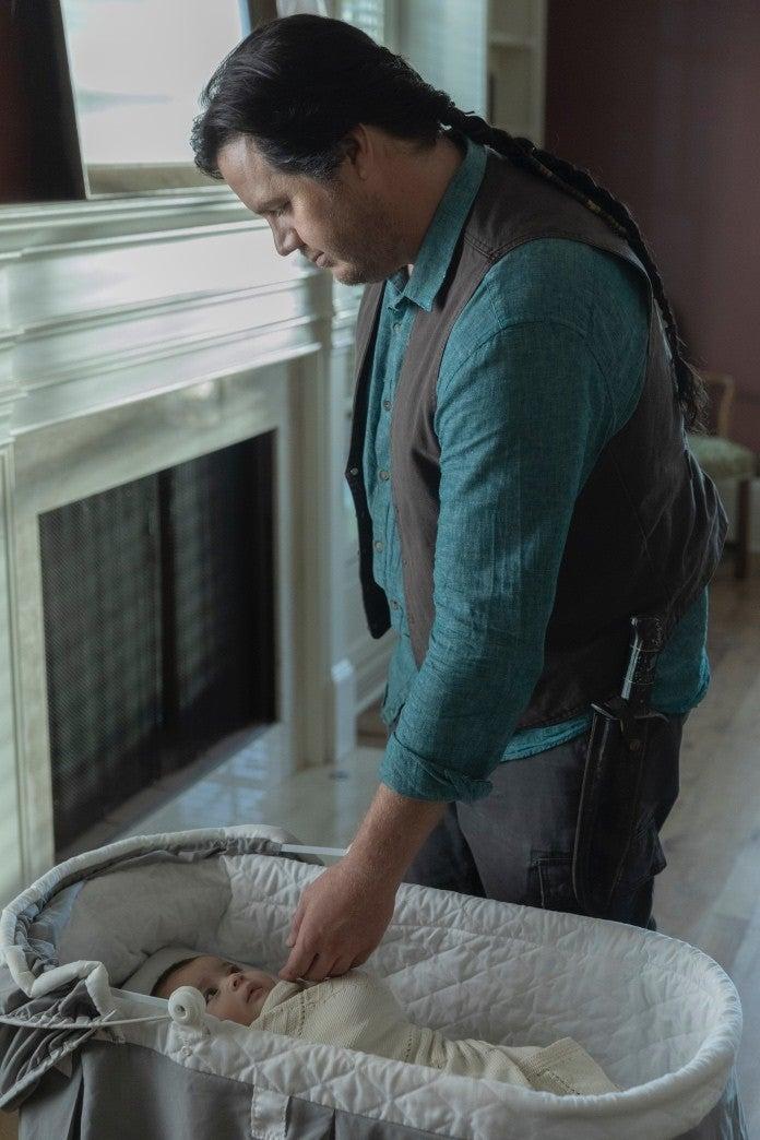 The Walking Dead Eugene Coco