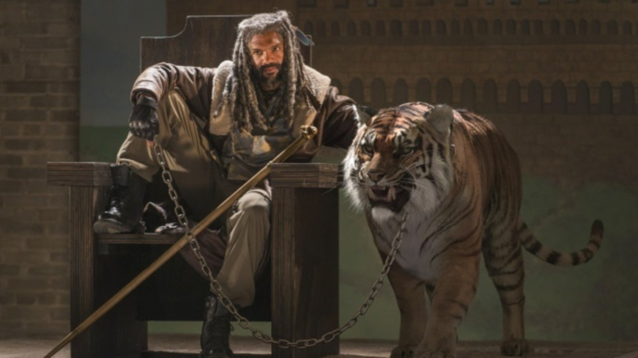 The Walking Dead's Khary Payton Suggests a New Pet for King Ezekiel