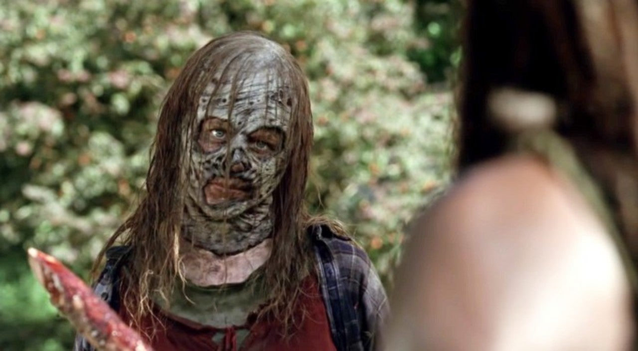 The Walking Dead Showrunner Sheds Light On Thora Birch S