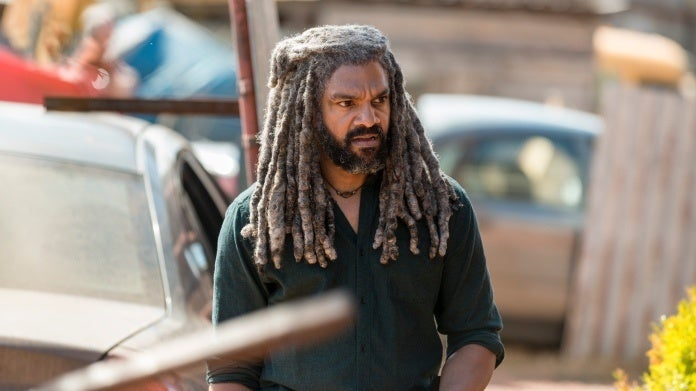 The Walking Dead King Ezekiel Khary Payton