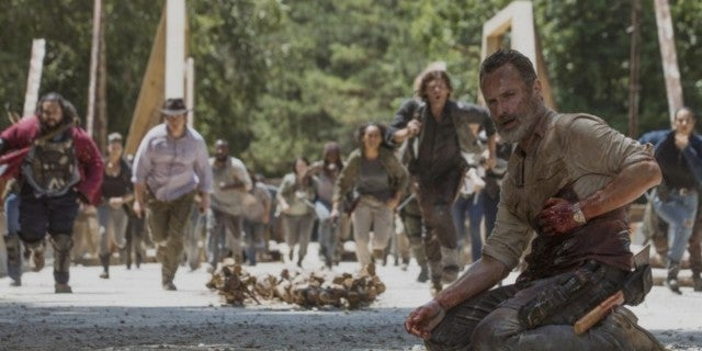 The Walking Dead Stars Hope to Make Andrew Lincoln Proud with Season 10