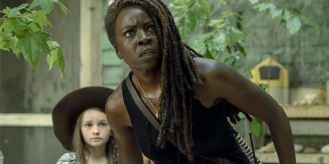 The Walking Dead Showrunner Teases Michonne's Exit