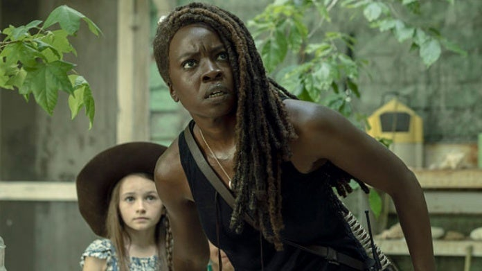The Walking Dead season 10 Michonne Danai Gurira