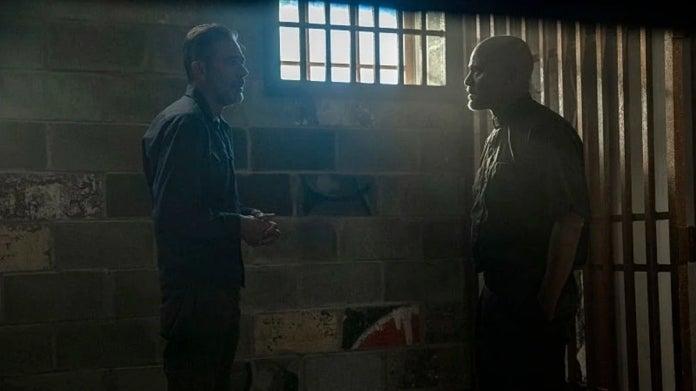 The Walking Dead Season 10 Negan Gabriel