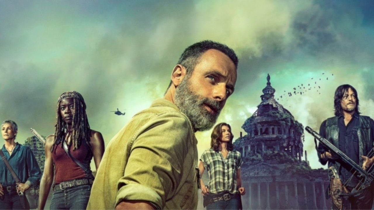 The Walking Dead Pays Tribute to Rick Grimes Star Andrew Lincoln in Season 9 Featurette