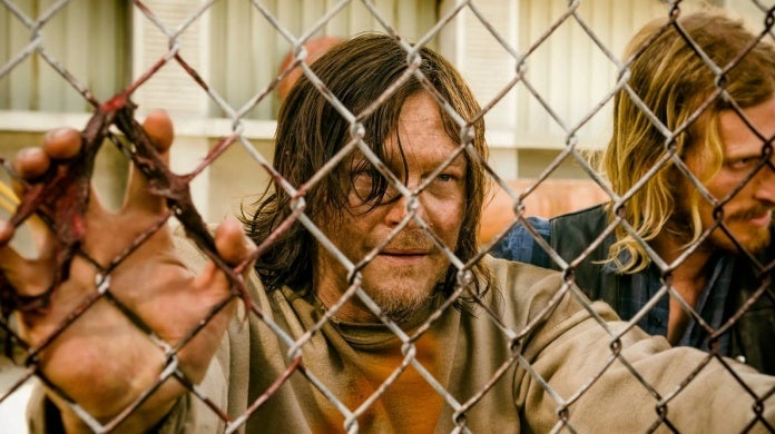 The Walking Dead The Cell