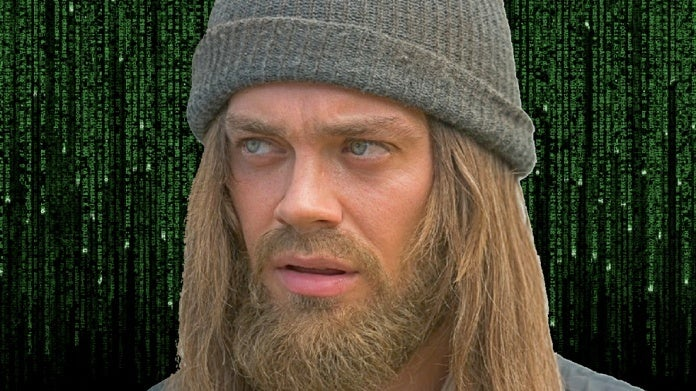 The Walking Dead Tom Payne Matrix comicbookcom